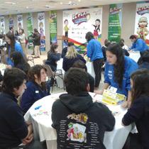 Torneo Interescolar de Emprendimiento 2013 – Santiago