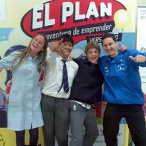 Torneo Interescolar de Emprendimiento 2012 – Santiago