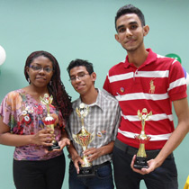 Torneo Interescolar de Emprendedurismo El Plan Emprende y Aprende 2012 – Honduras