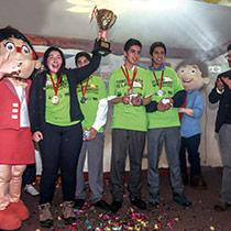 Torneo El Plan Aysén 2014 – U. Austral de de Chile