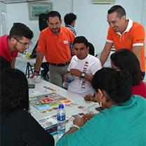 Juego EL PLAN incentivando el emprendimiento – Honduras – Guatemala – El Salvador – 2016