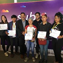 Olimpiadas de emprendimiento – Proyecto SUBO – Bolivia – 2018
